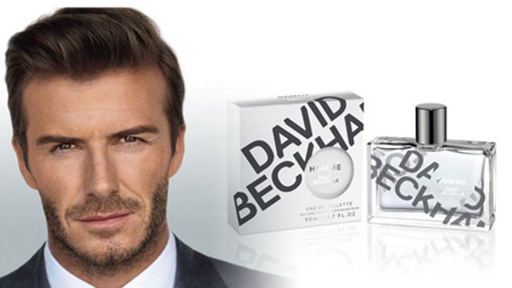 David Beckham, eau de toilette