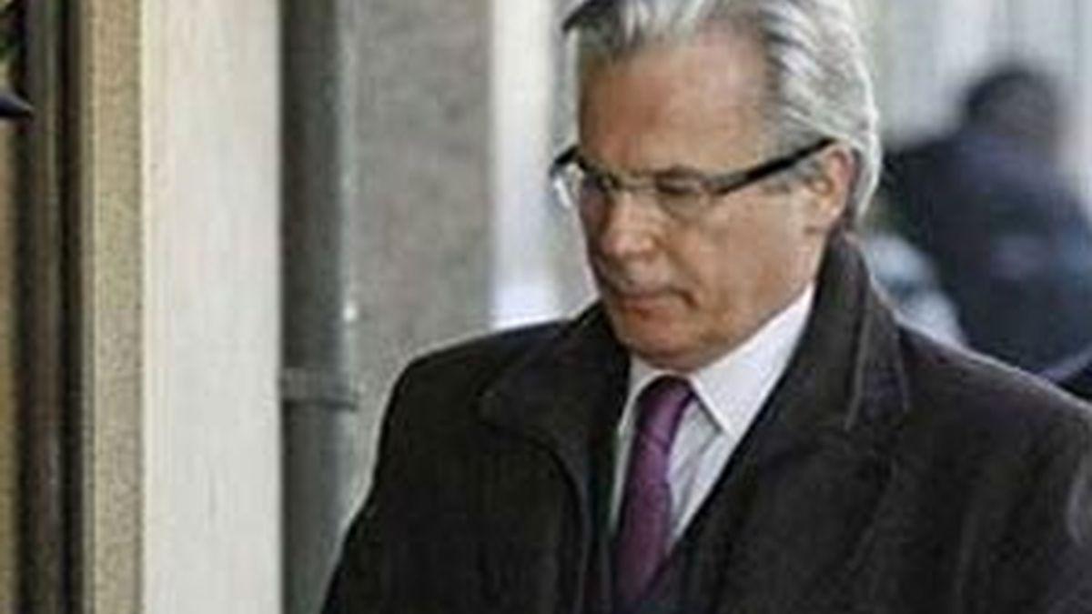 El juez Baltasar Garzón ha dado un paso más en su defensa. Foto: EFE