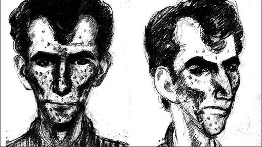 Un nuevo retrato difundido del posible secuestrador. Vídeo: Informativos Telecinco