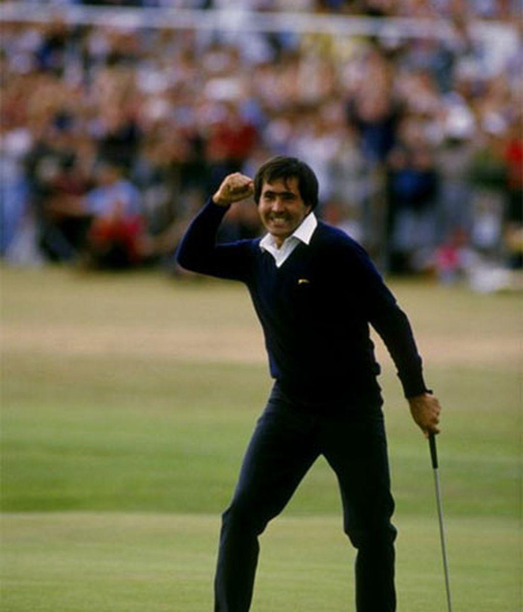 1984: Segundo British Open