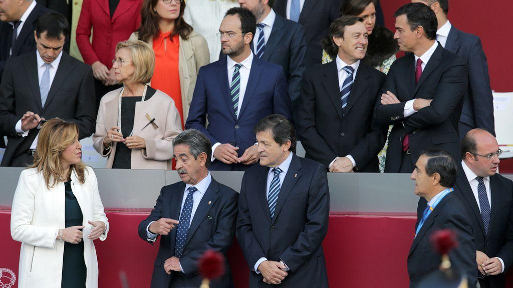 Carmena y los nuevos presidentes autonómicos centran las miradas