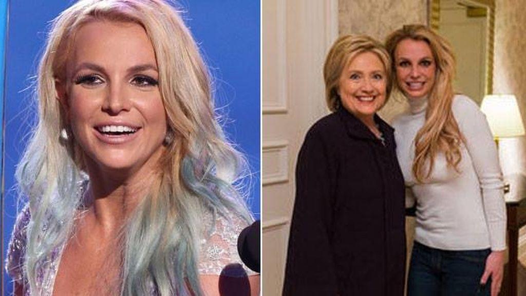 El antes y después de Britney