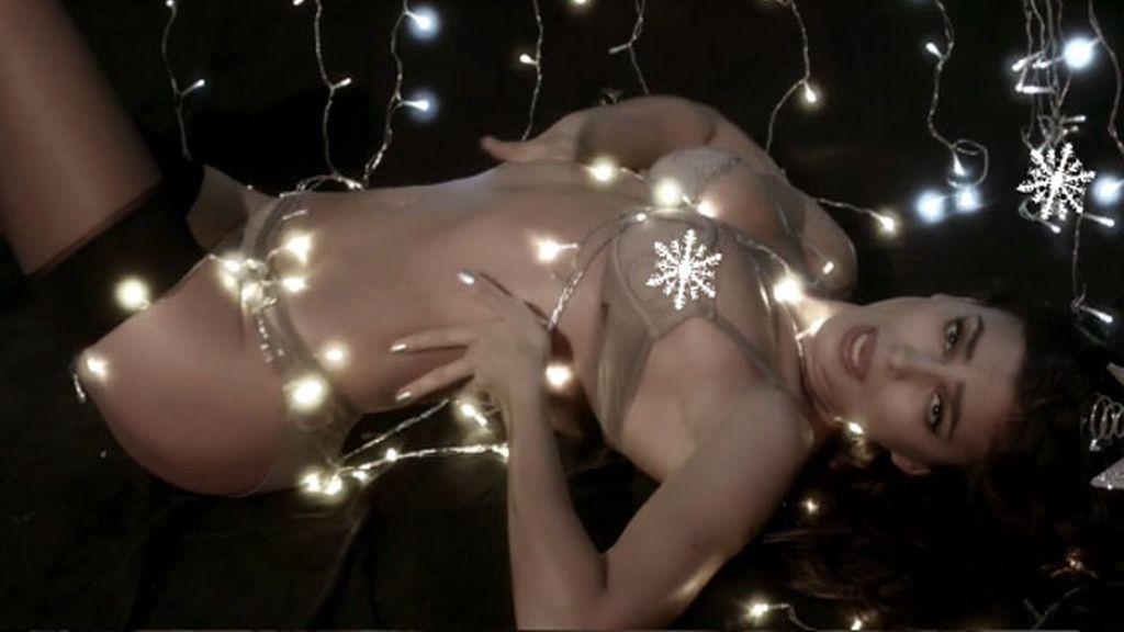 Irina Shayk te felicita por Navidad