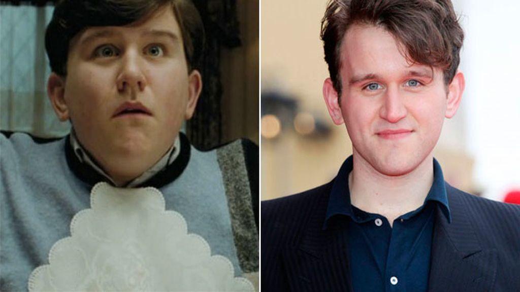 Harry Melling, el primo malcriado de Harry Potter que odia la magia