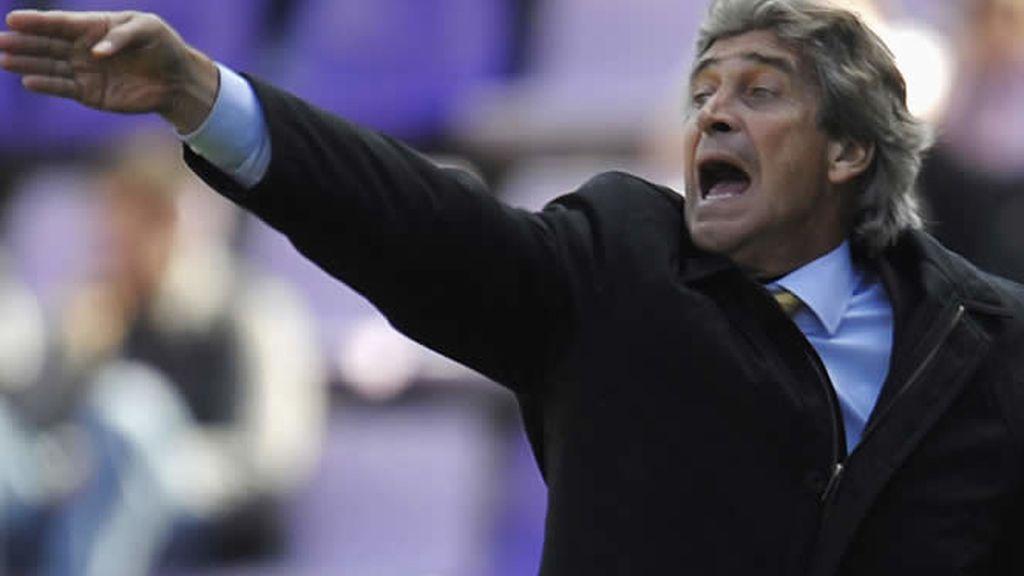Pellegrini niega que vaya a ir al banquillo del Madrid