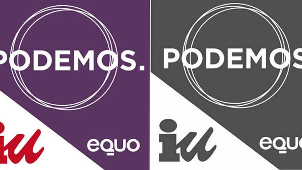 Logo de Unidos Podemos