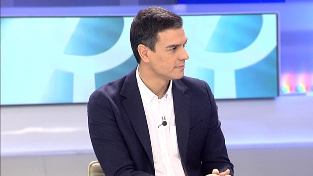 Pedro Sánchez en El Programa de Ana Rosa