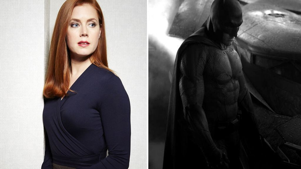 Lois y Batman compartirán planos en Batman v Superman