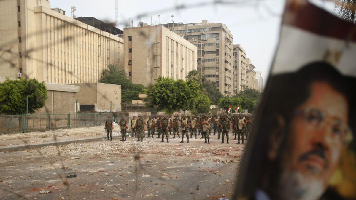 Crece la tensión en El Cairo