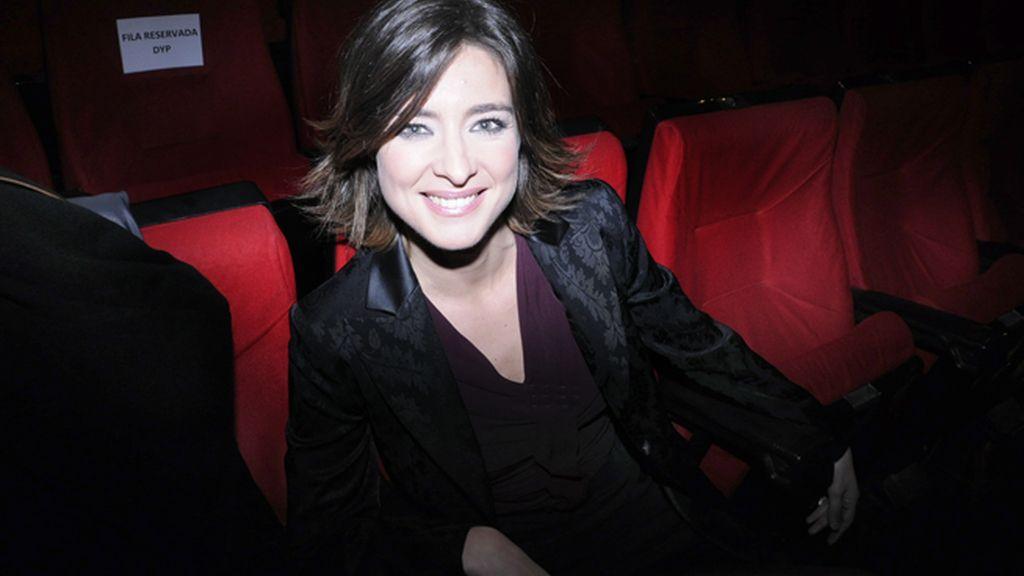 La presentadora Sandra Barneda