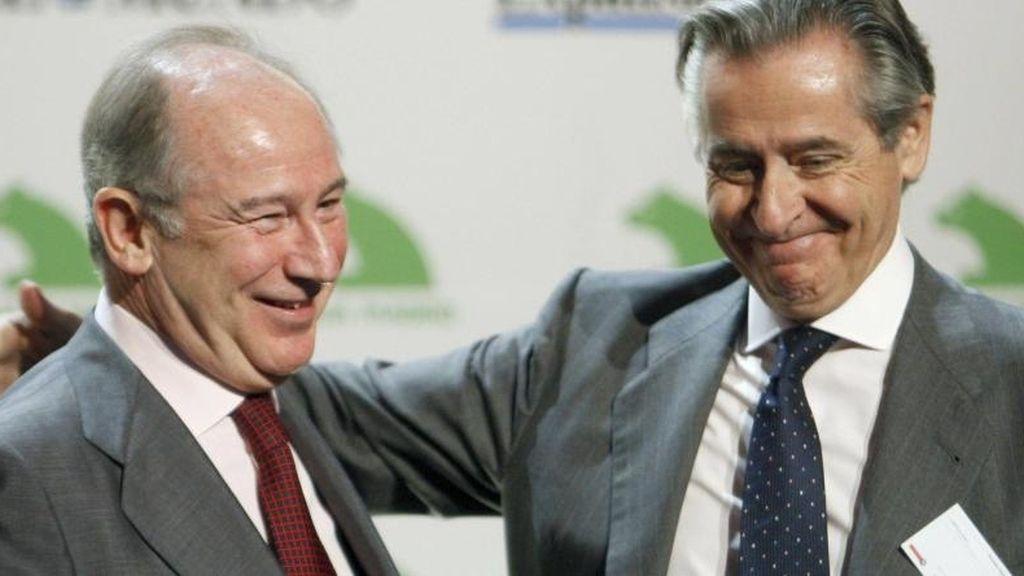 Miguel Blesa, Rodrigo Rato, Cajamadrid, Bankia
