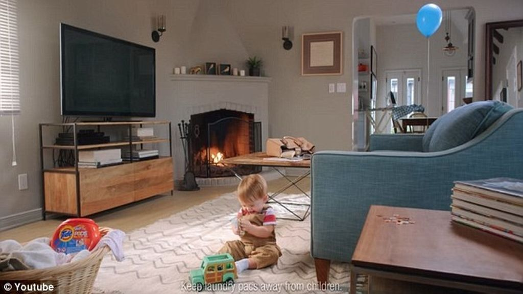 Habitación peligrosa para bebés