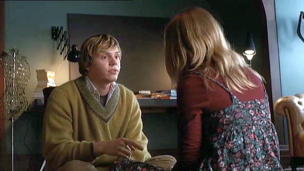 Tate y la chica