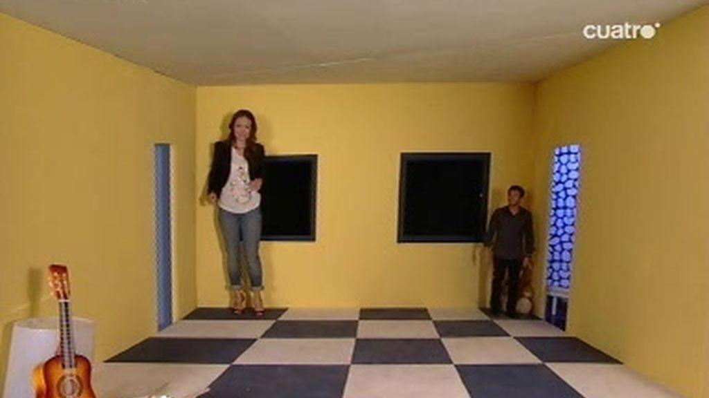 Flipa explica a Olivia Wilde los trucos de la tele