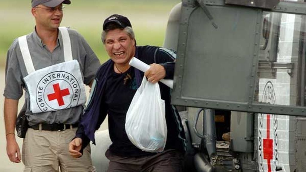 Sigifredo López, libertad tras de siete años en manos de las FARC