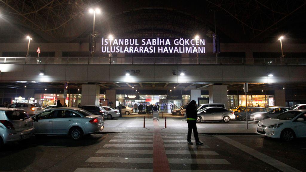 Aeropuerto Sabiha Gokcen