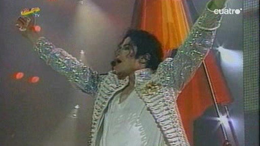 Michael Jacson: El único e inimitable Rey del pop