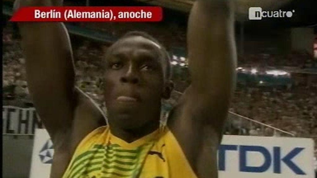 Usain Bolt, la bala feliz