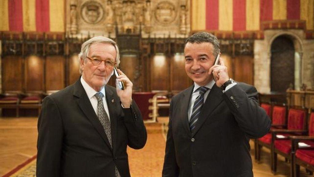 Empieza a funcionar la operadora catalana de telefonía Parlem