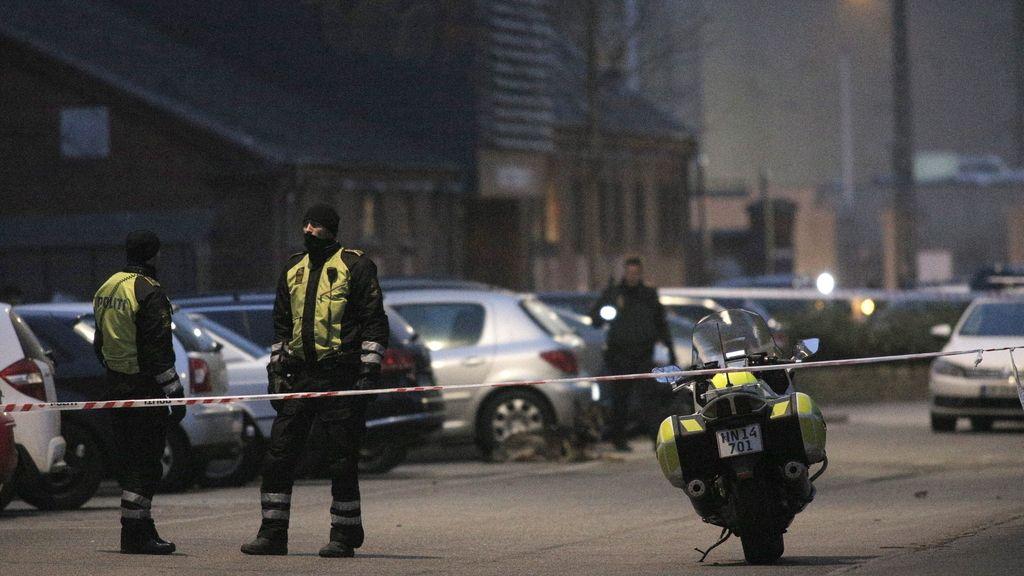 Un muerto en el ataque contra el café cultural de Copenhague