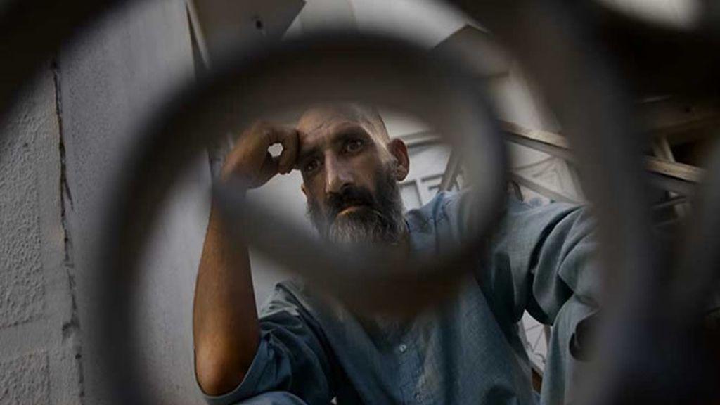 Hombre afgano