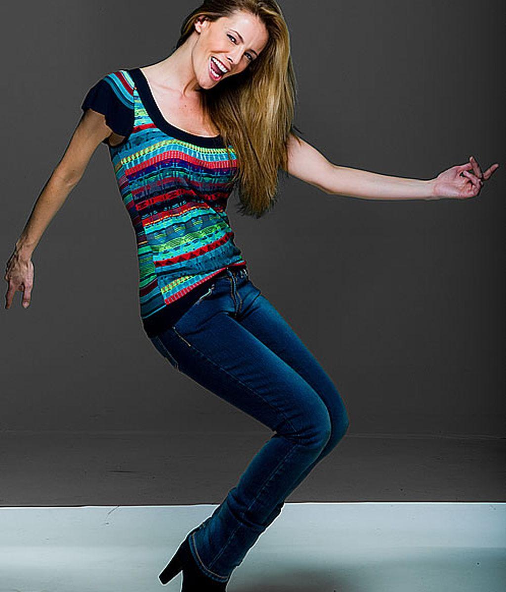 Paula Vázquez. Fama ¡A bailar!