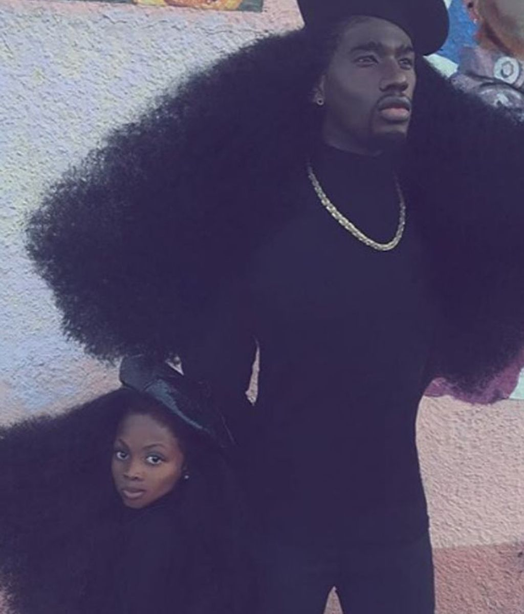 Benny Harlem es un cantante afroamericano que sube a sus redes sociales estas llamativas fotografías