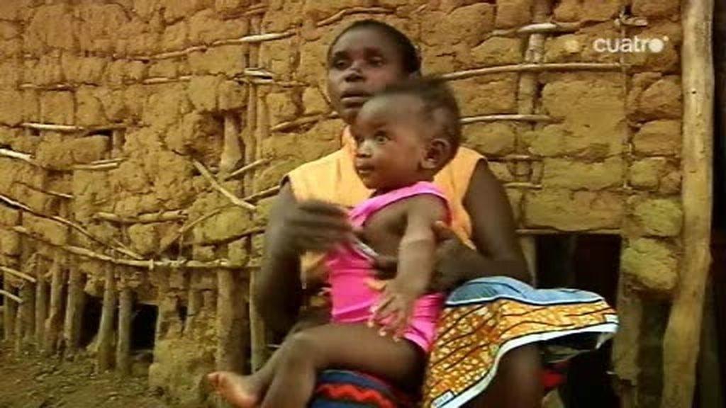 Congo, tierra violada. Luvungi: la aldea de las violaciones