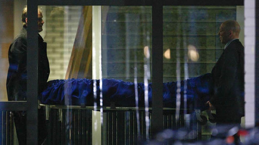 Víctima del tiroteo en un colegio alemán
