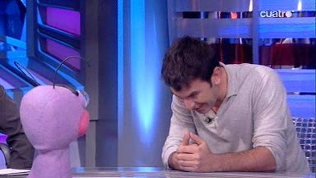 Trancas y Barrancas retan a Arturo Valls