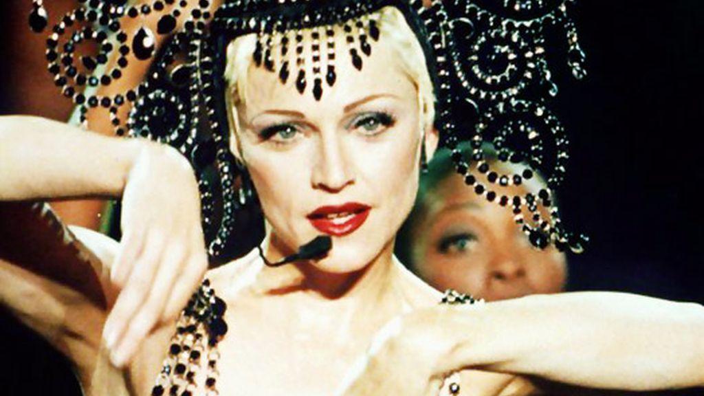 Madonna en 1993