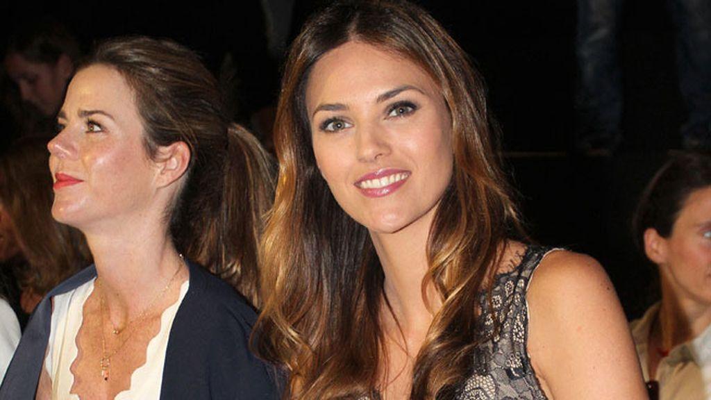 La modelo Helen Lindes vestirá un Rosa Clará en su boda con Rudy Fernández