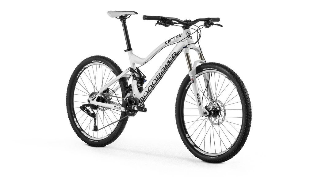 Consigue una bicicleta de montaña último modelo