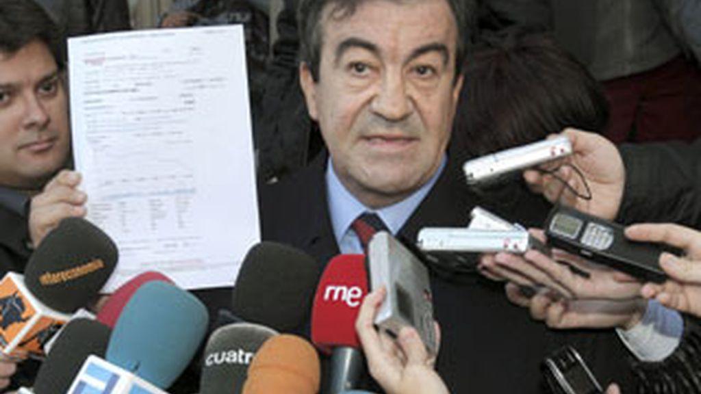 La dirección nacional acaba de descartar su candidatura en Asturias. Vídeo: INFORMATIVOS TELECINCO
