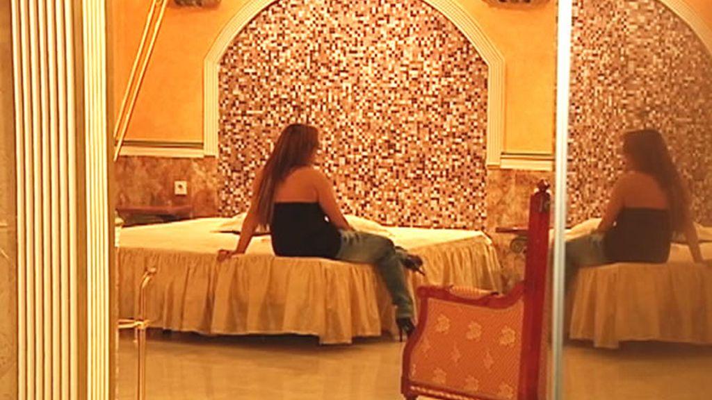 Sexo en casas privadas y con 'escorts' de lujo