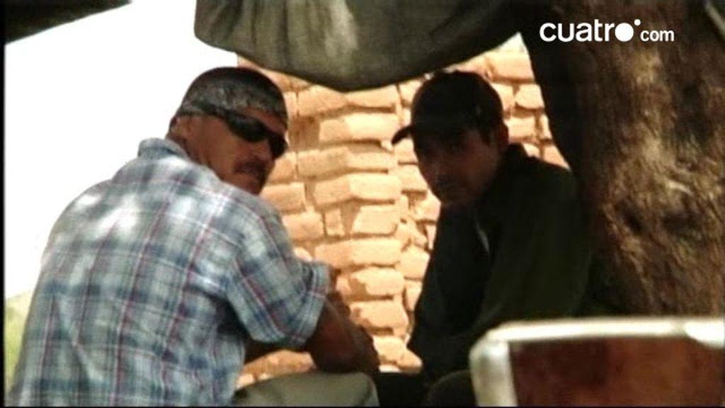 Arizona Ilegal. Cruzando el desierto con los ilegales