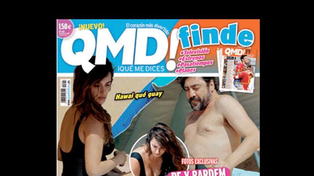 Penélope Cruz y un bebé llamado rumor