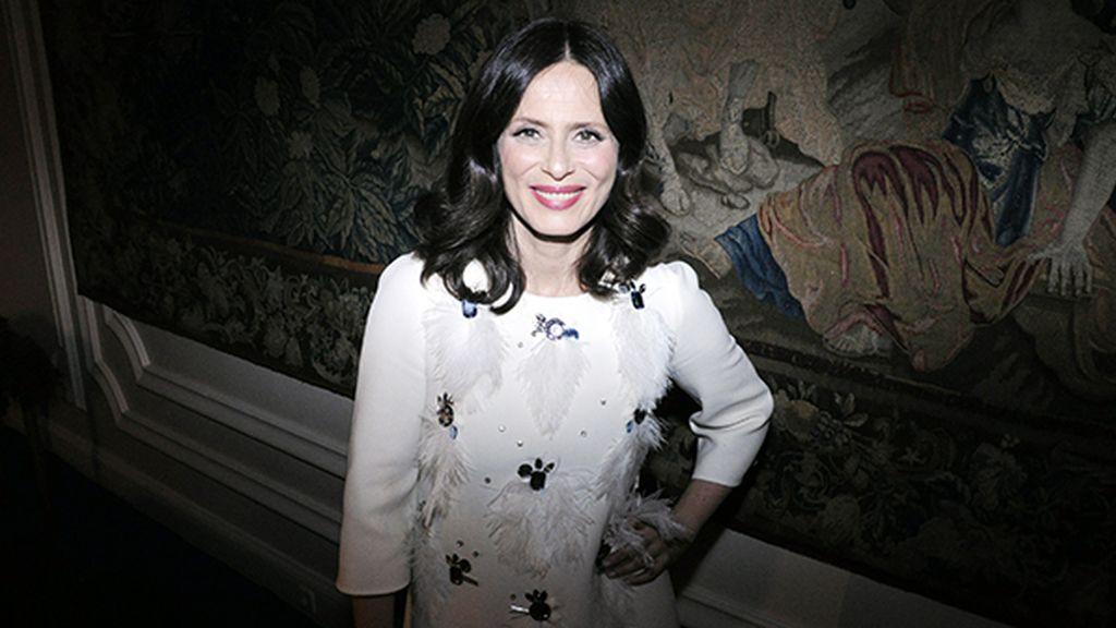 Aitana Sánchez-Gijón, presentadora de lujo para los Premios AD