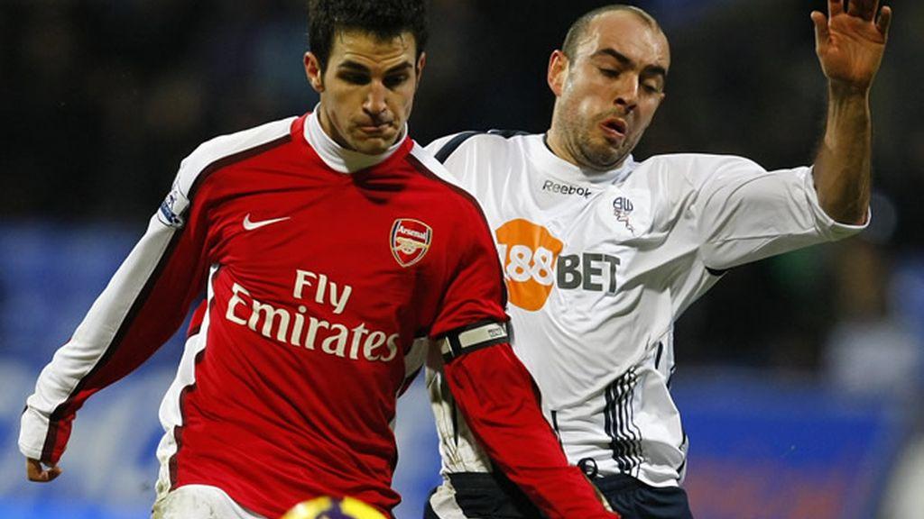 Cesc podría marcharse el Arsenal