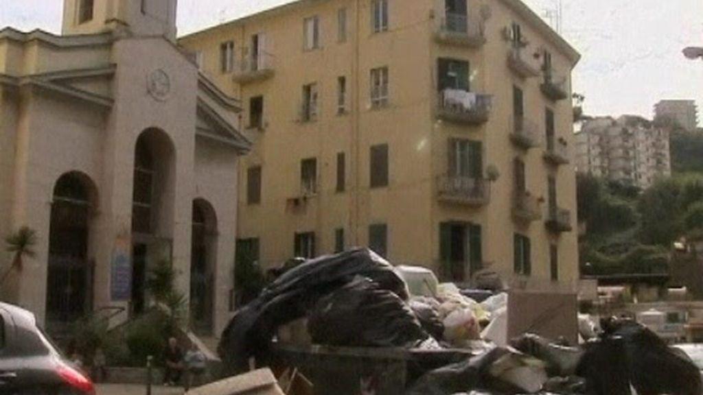 Los problemas por vivir entre basura