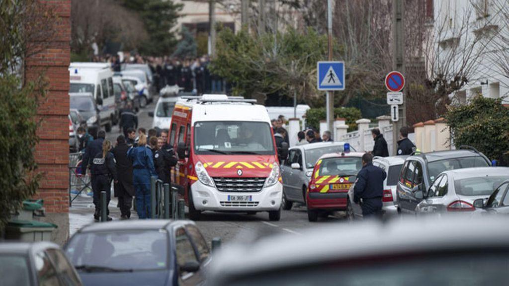 Tiroteo mortal en un colegio judío en Toulouse