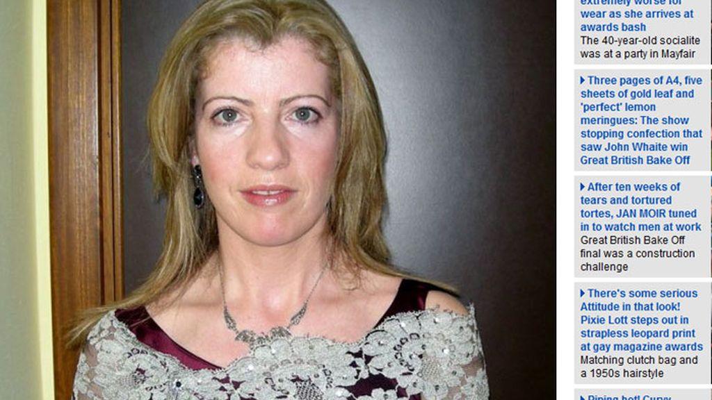 madre británica, huida, custodia legal, cuatro hijos