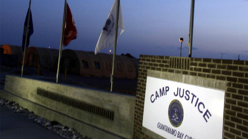 Imagen de la prisión de Guantánamo