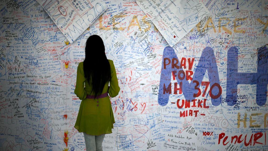 El avión del vuelo MH370 sigue desaparecido