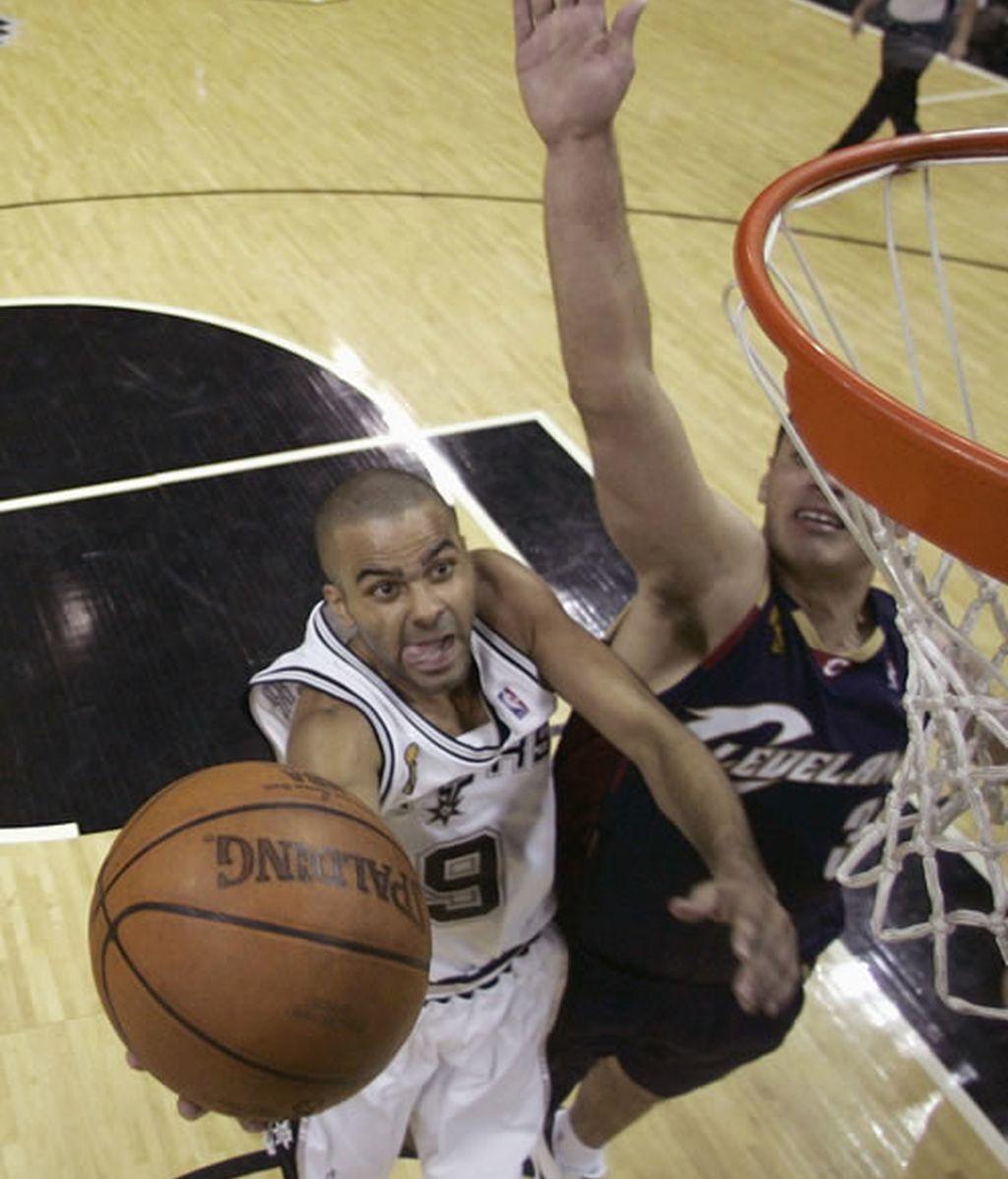 Parker, de los Spurs