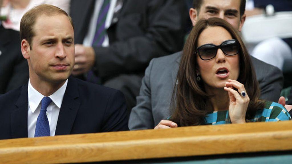 Kate Middleton vivió con mucha tensión en partido