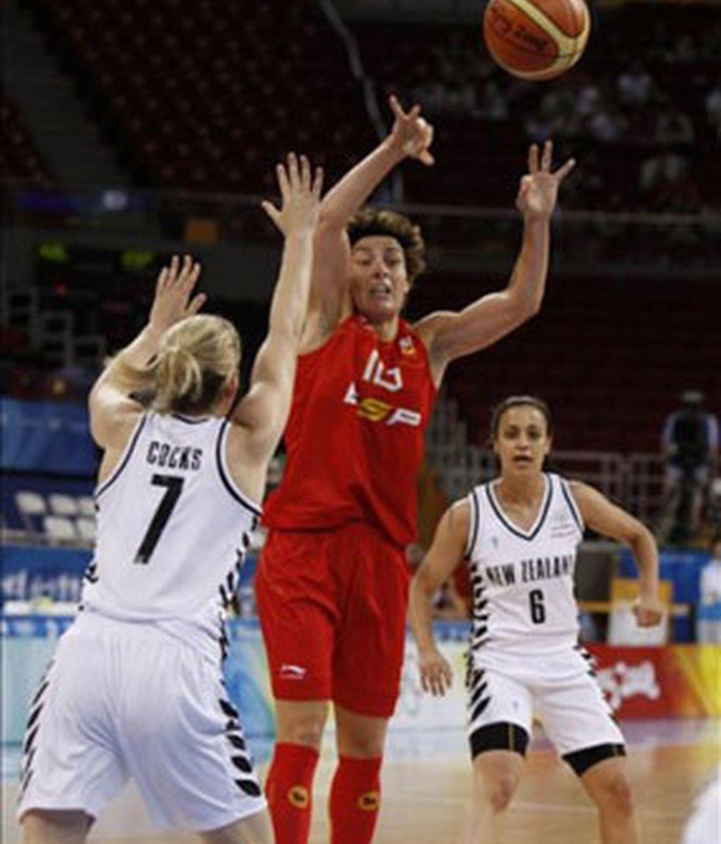 62-85. España corrige el rumbo ante Nueva Zelanda
