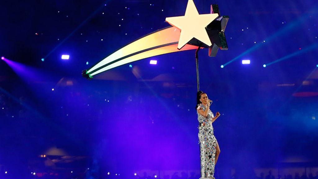 La estrella de Katy Perry