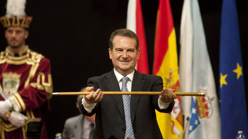 Abel Caballero, nuevo alcalde de Vigo