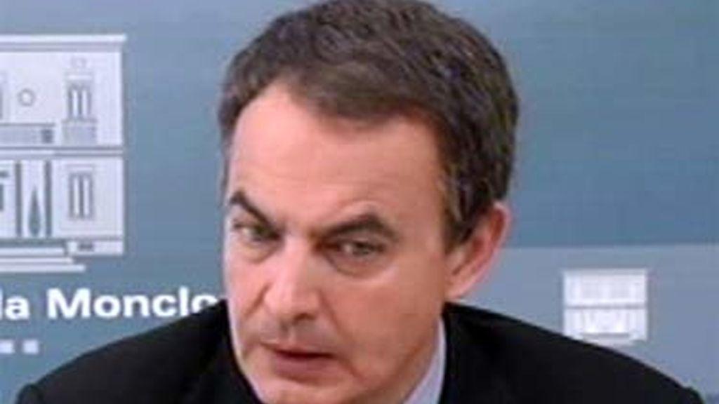 Zapatero opta por las primarias para la elección del candidato a la presidencia de la Comunidad de Madrid
